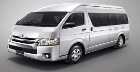 Minivan 9 Seater